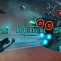 22.06.19 // Hotel Digital # Extrawelt / Fabe