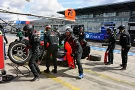 Teichmann Racing beim ADAC Qualifikationsrennen zum 24h-Rennen 2018