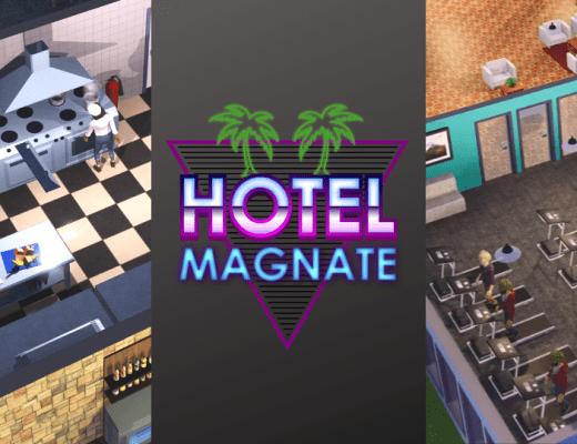 Hotel Magnate - Simulator Tycoon