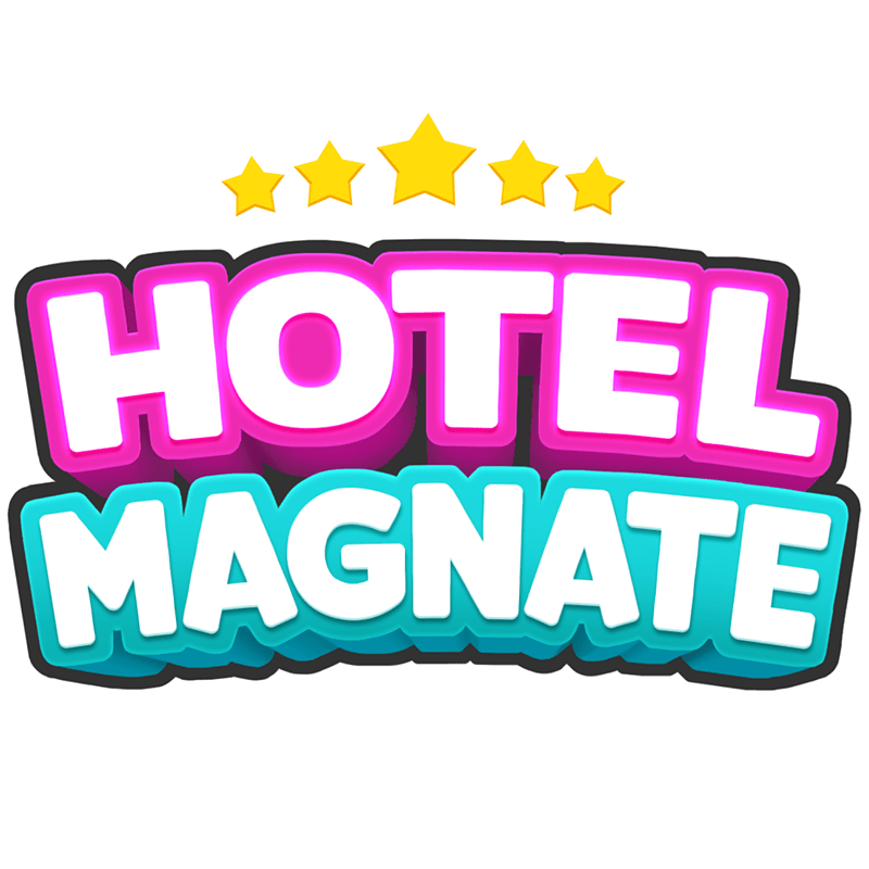 Hotel Magnate - Hotel & Resort Simulator/Tycoon Game Logo