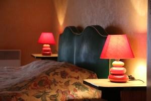 Chambre double - Maisonnette de l'hôtel du Nord - Restaurant Saint-Georges