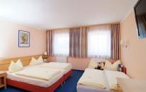 Vierbettzimmer, Hotel Nummerhof Erding