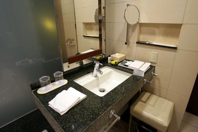 ANAインターコンチネンタルホテル東京_シンク