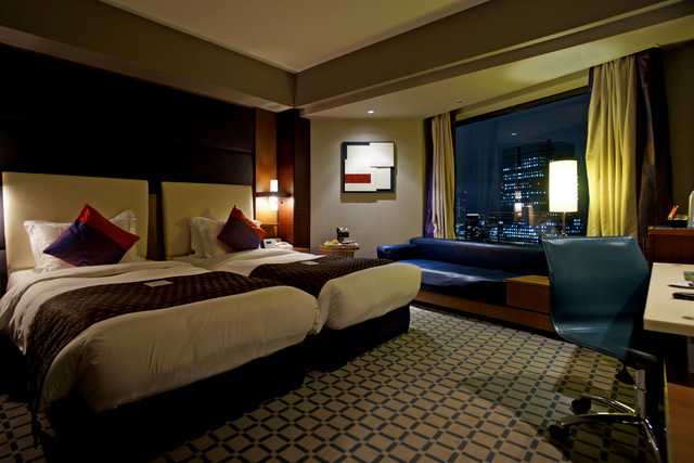 ANAインターコンチネンタルホテル東京_居室