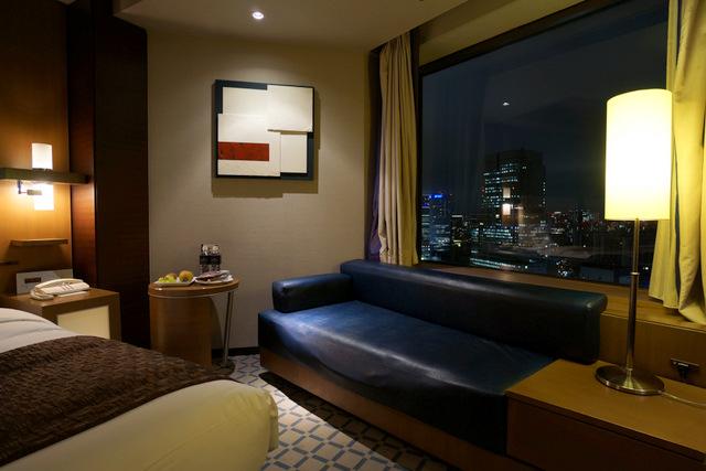 ANAインターコンチネンタルホテル東京_ソファ
