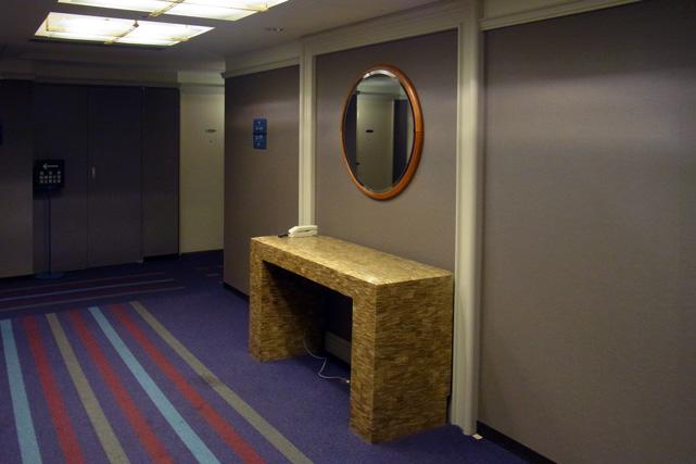 第一ホテルシーフォート_エレベーターホール