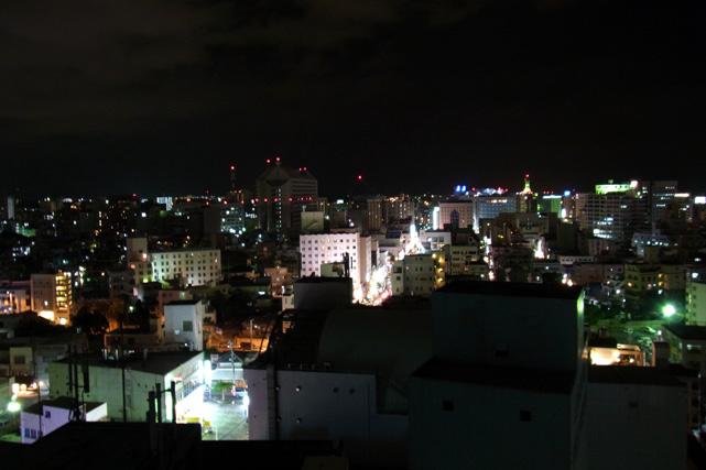 JALシティ那覇_夜景