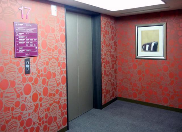 メルキュール横須賀_エレベーターホール