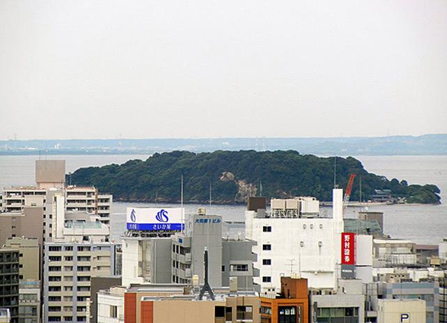 メルキュール横須賀_眺望