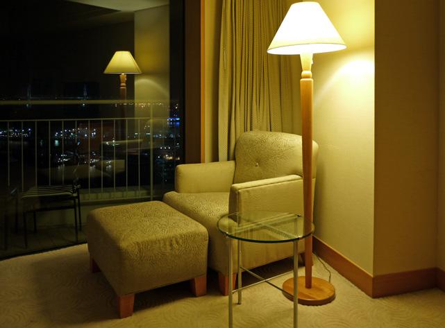 横浜ベイホテル東急_アームチェア