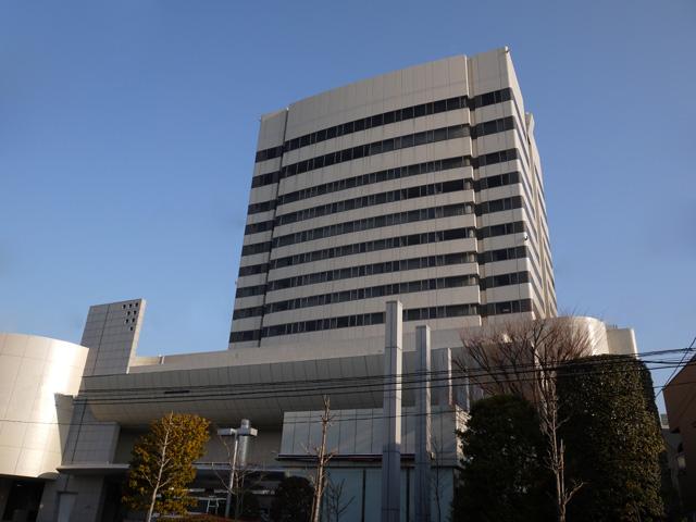 甲府富士屋ホテル_外観