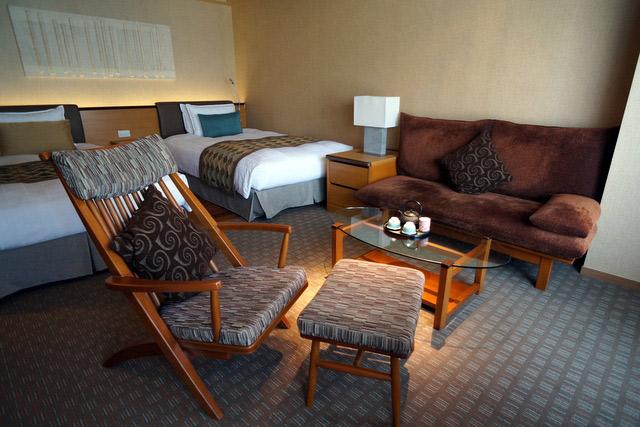 庭のホテル東京_プレミアルーム