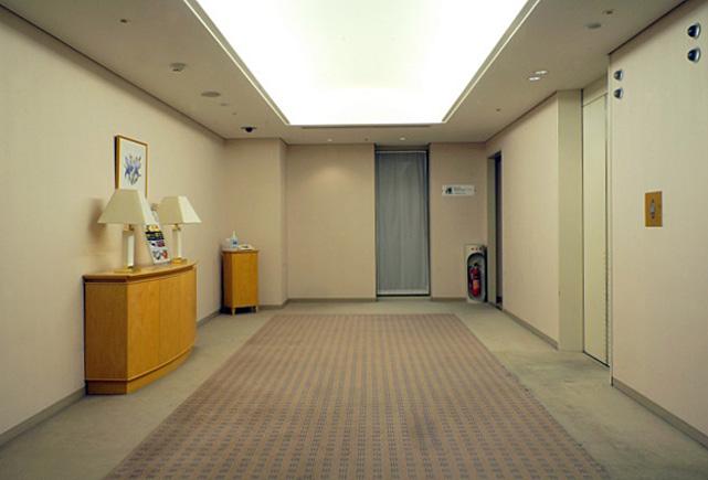 小田急ホテルセンチュリー相模大野_エレベーターホール