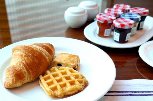 コンラッド東京_朝食
