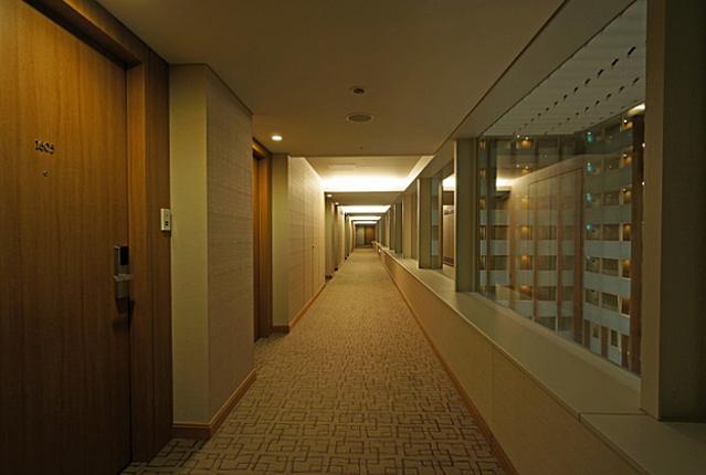 アソシア新横浜_廊下