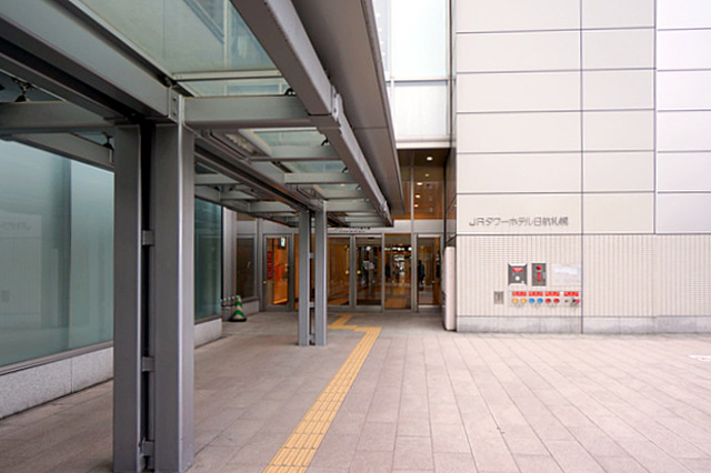 JRタワー日航札幌_エントランス