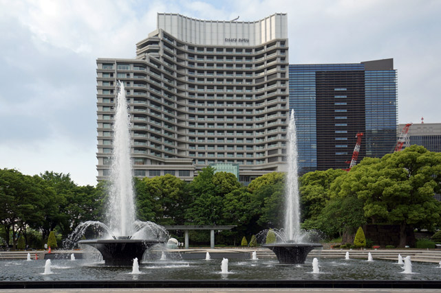 パレスホテル東京宿泊記「クラブデラックスキング(和田倉噴水公園側)」