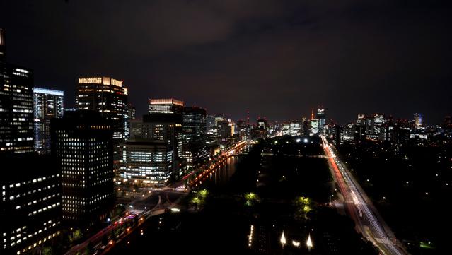 パレスホテル東京_クラブデラックスキング