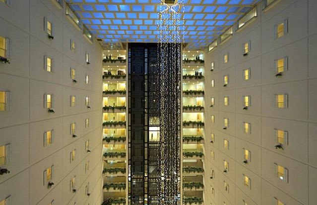 東京ドームホテル札幌_ロビー