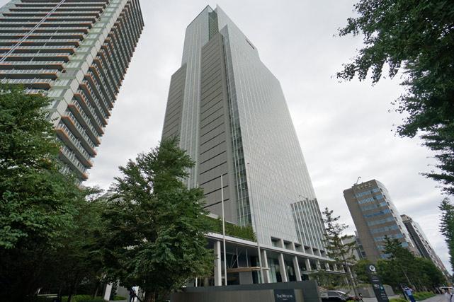 ウェスティンホテル仙台_外観