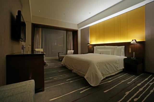 ウェスティンホテル仙台_スーペリアキング