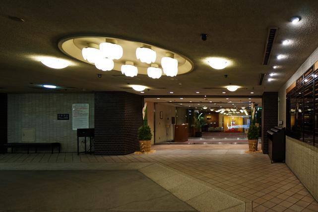 ホテルオークラ東京_宴会場玄関