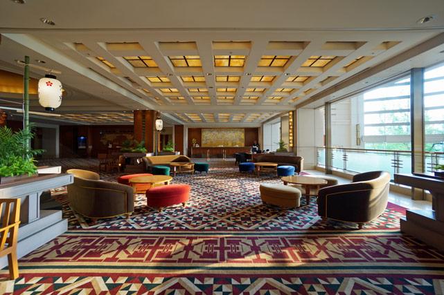 帝国ホテル大阪_メインロビー