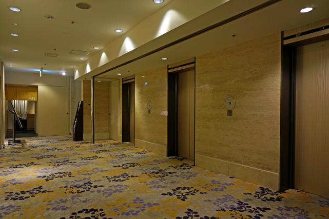 吉祥寺第一ホテル_エレベーターホール