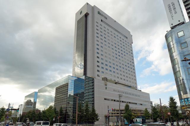 ロイトン札幌宿泊記「エクシードツイン」