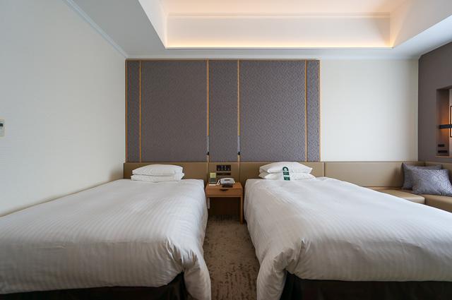 ホテル日航熊本_コーナーツイン