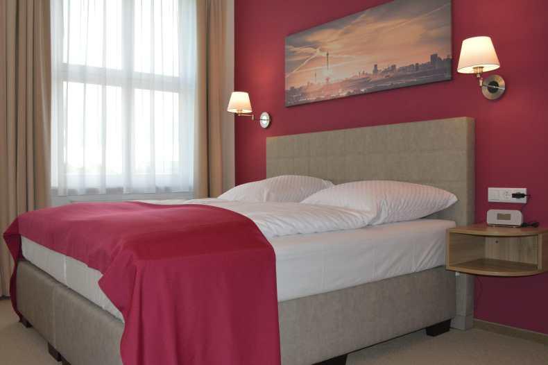 Standard Doppelzimmer - Zimmer