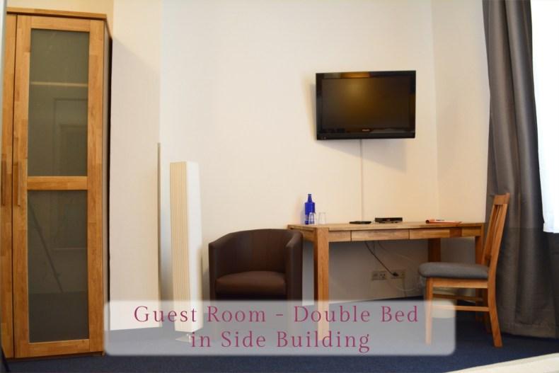 Gästezimmer - Doppelbett 3