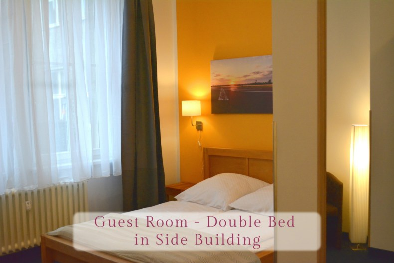 Gästezimmer - Doppelbett 4