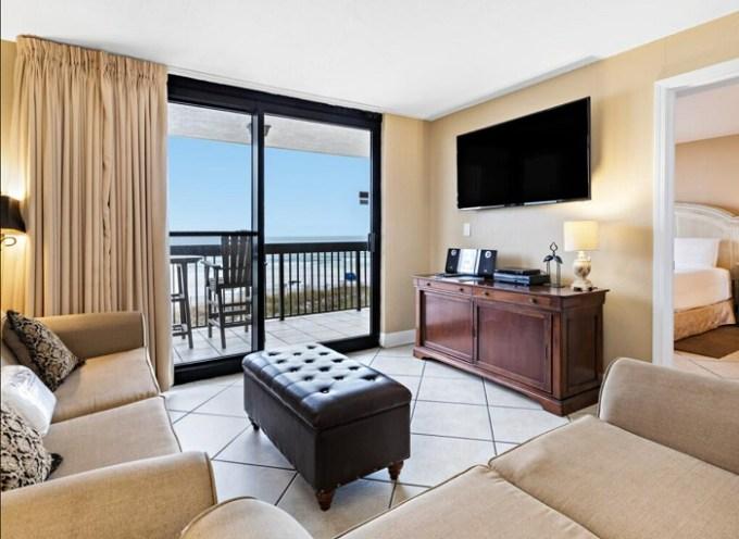 Room with beach views in Sundestin Beach Resort I, Destin, Florida
