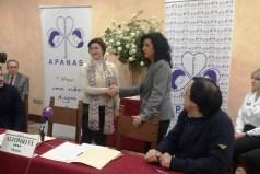 Firma del convenio Hotel Alfonso VI y APANAS
