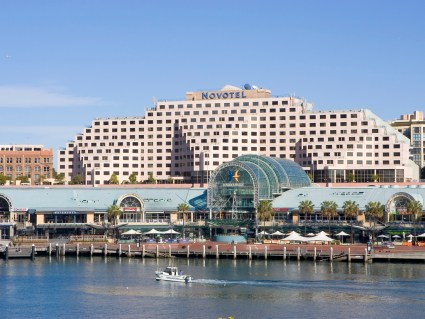 Novotel Darling Harbour Sydney