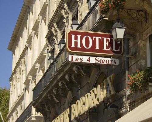 Resultado de imagen de Hôtel des 4 Soeurs