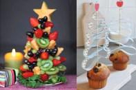 Decoración-navidad-mesa-arboles