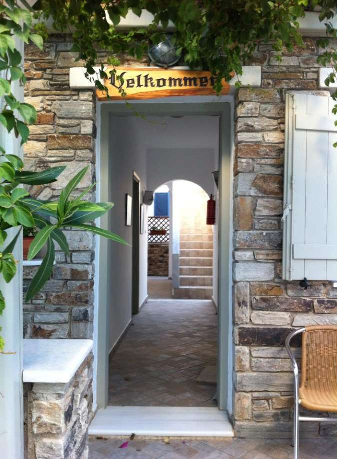 Hotel Chrisoula Antiparos