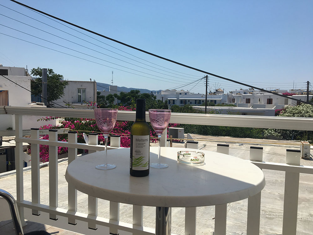 Double room Antiparos Hotel Chrisoula