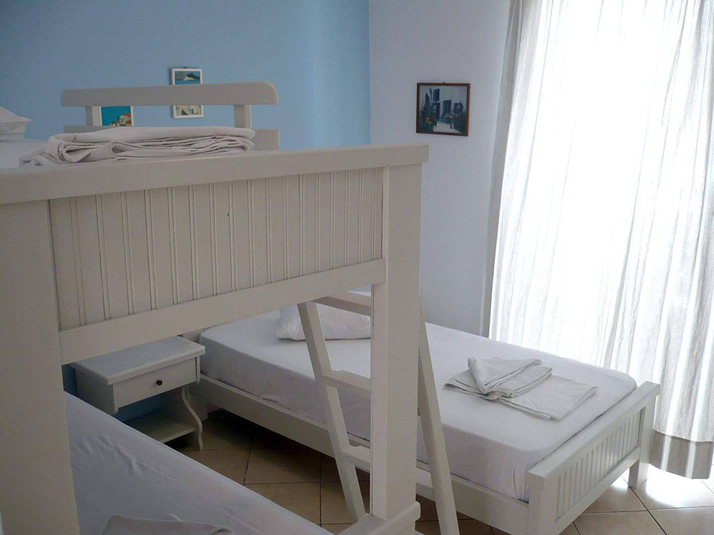 Antiparos Triple room Hotel Chrisoula