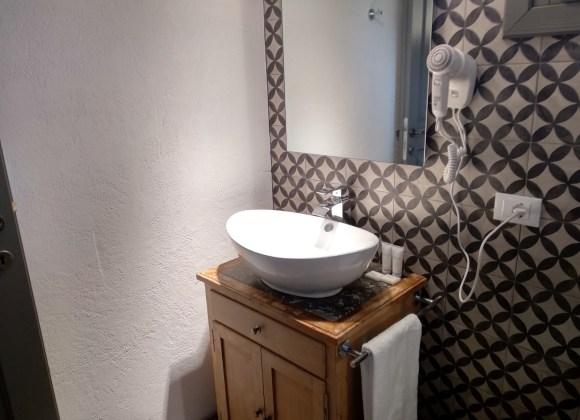 Camera 1 bagno hotel dal menga