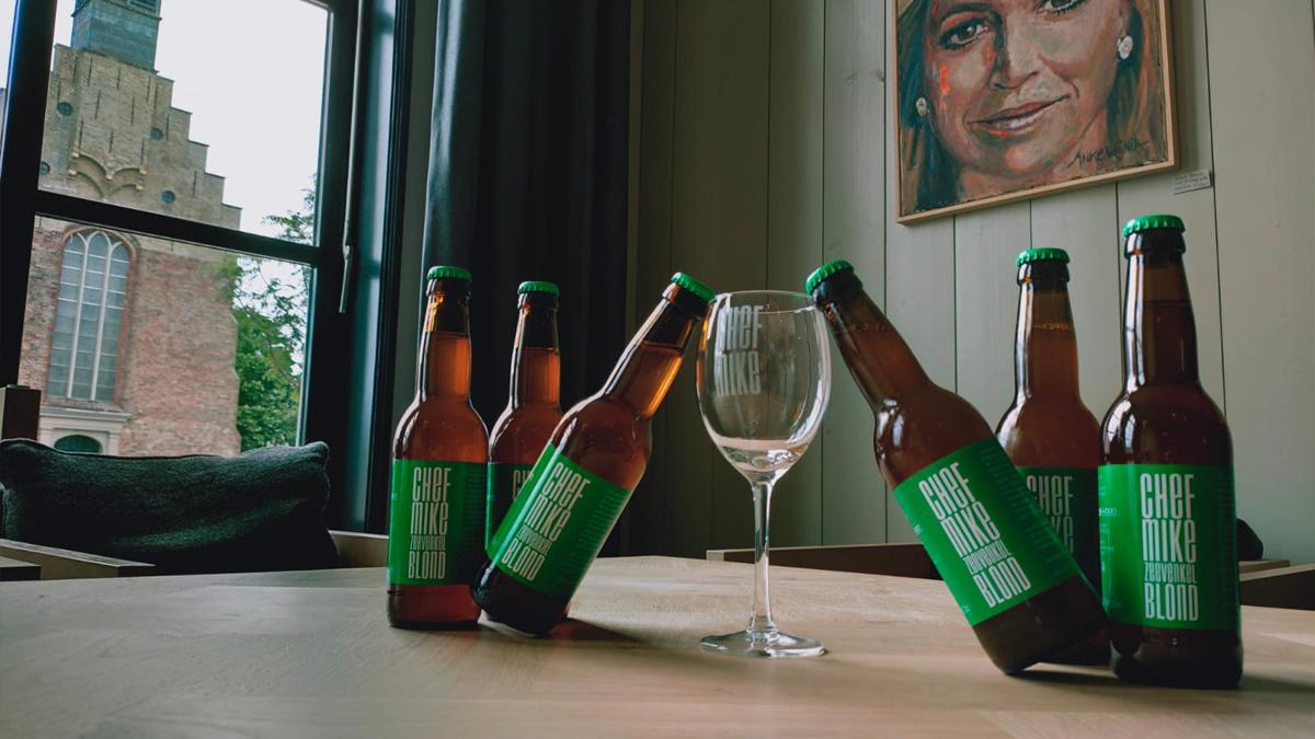 Bier: Chef Mike - De Waard van Dokkum