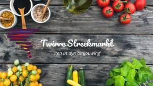 Streekmarkt Twirre aan de markt in Dokkum