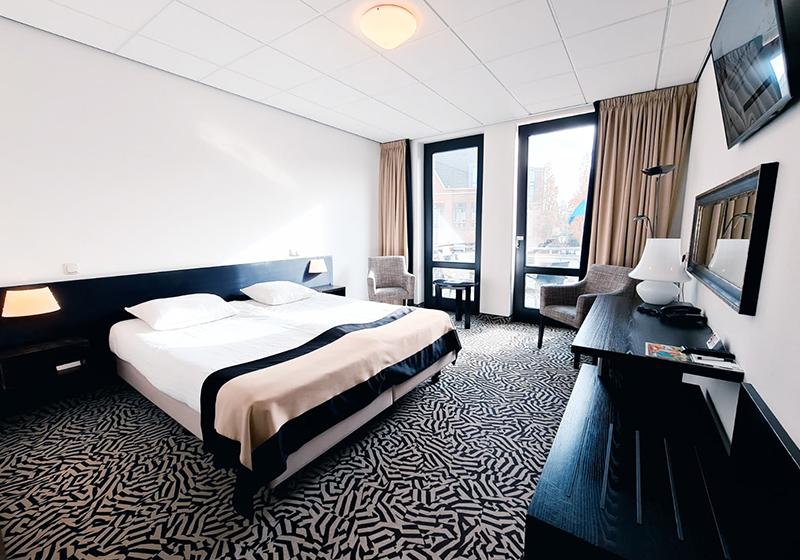 Deluxe Large Twin kamer - Hotel De Schout