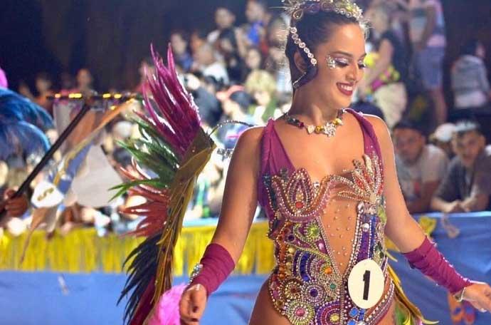 Carnaval 2019 en Iguazu
