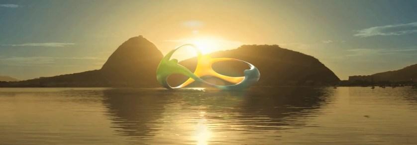 imagem-de-simbolo-das-olimpíadas-no-mar