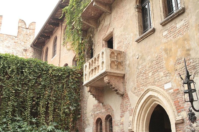 Casa da Julieta- Verona - Italia