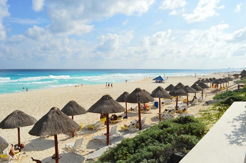 imagem-de-praia-de-cancun
