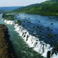 Cachoeiras. As melhores do Brasil.